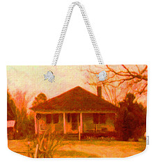 The Old Home Place Weekender Tote Bag