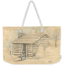 The Old Homeplace Weekender Tote Bag