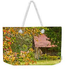 The Old Homestead 3 Weekender Tote Bag