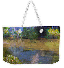 The Old Mill At Mabry Weekender Tote Bag