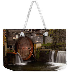The Old Mill Detail Weekender Tote Bag