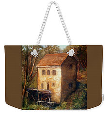 The Old Mill Weekender Tote Bag by Gail Kirtz