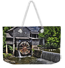The Old Mill Restaurant Weekender Tote Bag