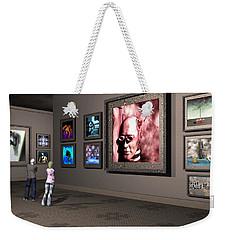 The Old Museum Weekender Tote Bag by John Alexander