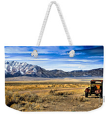 The Old One Weekender Tote Bag by Robert Bales