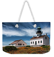 The Old Point Loma Lighthouse By Diana Sainz Weekender Tote Bag