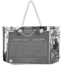 The Old Tavern II Weekender Tote Bag