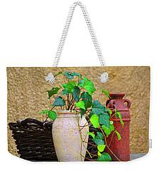 The Old Times Weekender Tote Bag