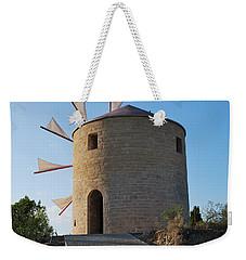 The Old Windmill 1830 Weekender Tote Bag