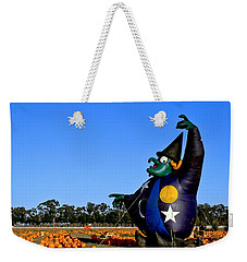 The Old Witch Weekender Tote Bag by Michael Gordon