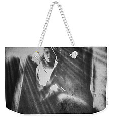 The One Who Waited Weekender Tote Bag by Jessica Shelton