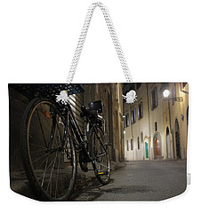 The Only Way To Travel. Weekender Tote Bag