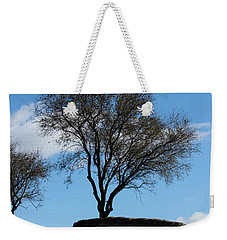The Other Side Of The Wall Weekender Tote Bag