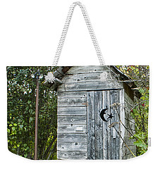 The Outhouse Weekender Tote Bag