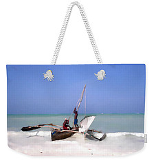 The Outrigger Weekender Tote Bag