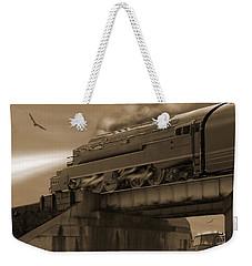 The Overpass 2 Weekender Tote Bag