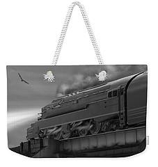 The Overpass Weekender Tote Bag