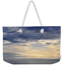 Weekender Tote Bag featuring the photograph The Pacific Coast by Kyle Hanson