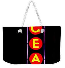 The Pageant In Neon Weekender Tote Bag