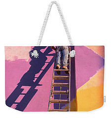 The Painter Weekender Tote Bag