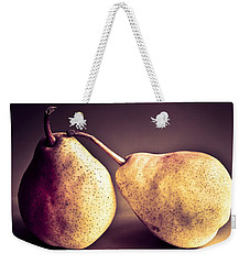 The Pair Weekender Tote Bag by Jan Bickerton
