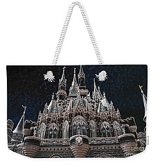 Weekender Tote Bag featuring the photograph The Palace by Robert Meanor