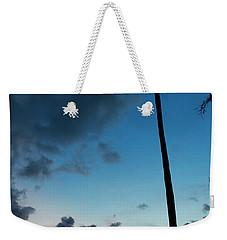 The Palm Majestic Sunset Beach Tarpon Springs Florida Weekender Tote Bag