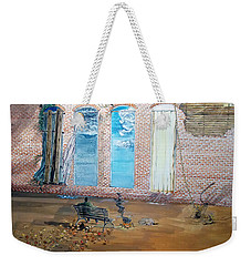 The Parade Of The Moods Weekender Tote Bag by Lazaro Hurtado