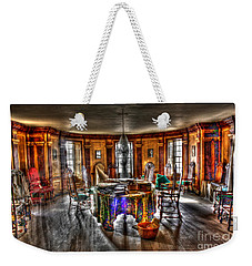 The Parlor Visit Weekender Tote Bag