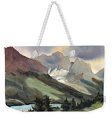 The Pass Weekender Tote Bag