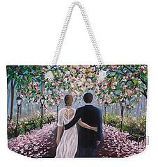 The Path Of Love  Weekender Tote Bag by Vesna Martinjak
