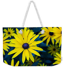 The Perennial Petal Weekender Tote Bag