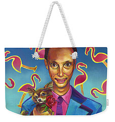 The Pharaoh Of Filth Weekender Tote Bag