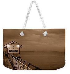 The Pier Weekender Tote Bag