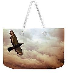 The Pigeon Weekender Tote Bag