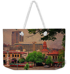 The Plaza - Kansas City Missouri Weekender Tote Bag