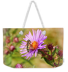 The Pollinator Weekender Tote Bag