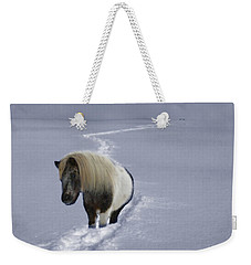The Ponys Trail Weekender Tote Bag
