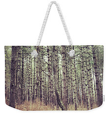 The Preaching Of The Pines Weekender Tote Bag by Kerri Farley