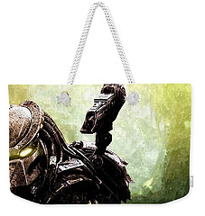 The Predator Weekender Tote Bag