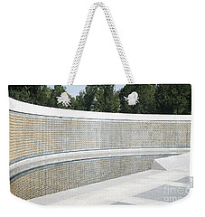 Weekender Tote Bag featuring the photograph The Price Of Freedom by Carol Lynn Coronios