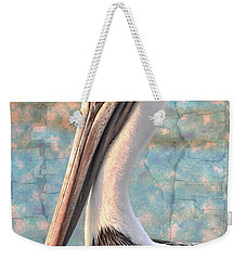 The Prince Weekender Tote Bag by Debra and Dave Vanderlaan