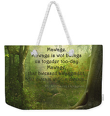 The Princess Bride - Mawage Weekender Tote Bag
