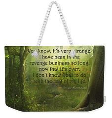 The Princess Bride - Revenge Business Weekender Tote Bag