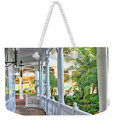 The Promenade Weekender Tote Bag