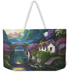 The Promise Of Spring Weekender Tote Bag