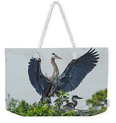 The Protector Weekender Tote Bag