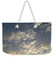 The Rain Storm  Weekender Tote Bag
