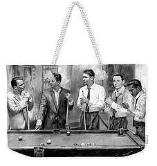 The Rat Pack Weekender Tote Bag