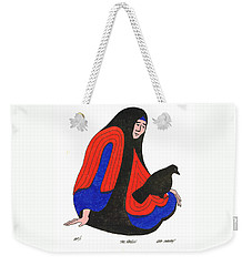 The Raven From Artist Proof 1 Weekender Tote Bag